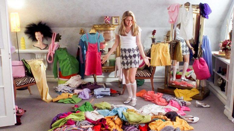 cómo hacer cambio de armario con metodo Marie Kondo