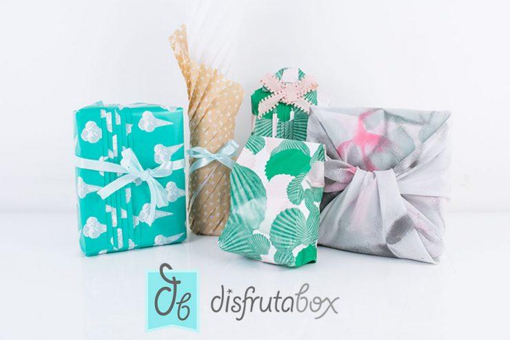 5 formas para envolver tus regalos muy elegantes + 10 etiquetas de Navidad