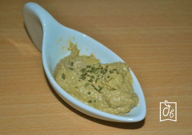 receta de cocina pate de mejillones