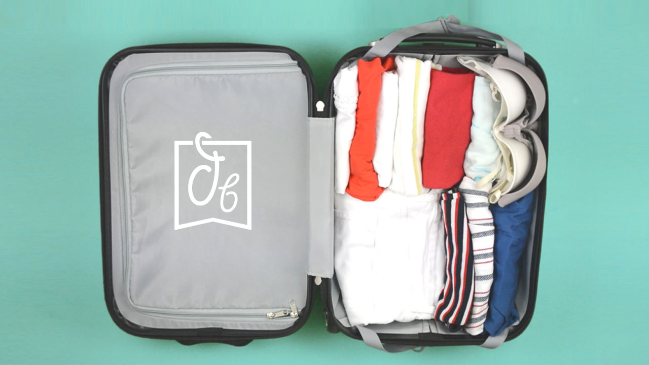 cómo preparar la maleta perfecta
