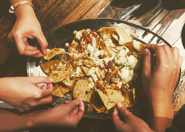 recetas salsas para nachos