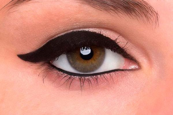 Delineado de ojo Hebreo Eyeliner
