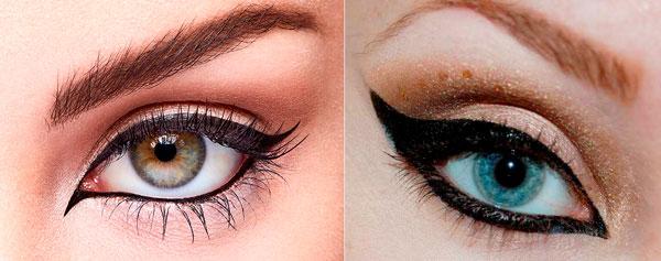 Delineado de ojo Egipcio Egipt Eyeliner