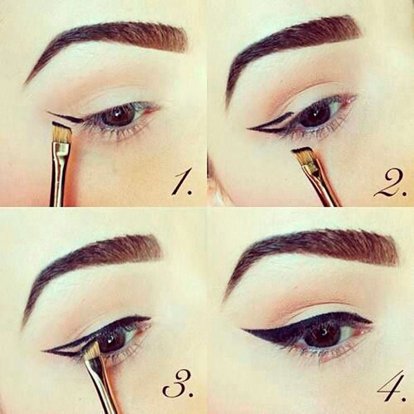 Delineado de ojo Pin Up Eyeliner