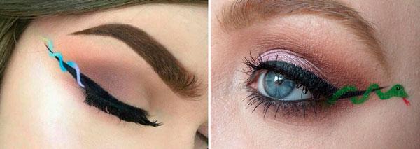 Delineado de ojo Helix Eyeliner