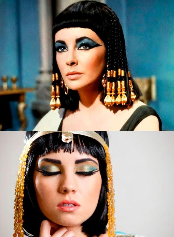 Delineado de ojo Cleopatra Eyeliner