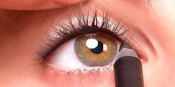 Delineado de ojo Invisible Eyeliner