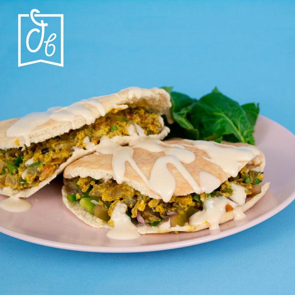 receta de cocina kebab de tortilla