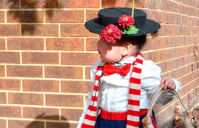 30 disfraces DIY para niños y niñas que van a adorar