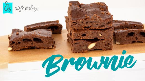 la mejor receta de brownie