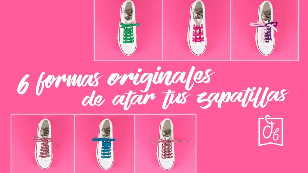 Nudos originales: 6 formas de atar tus zapatillas (2ª parte)
