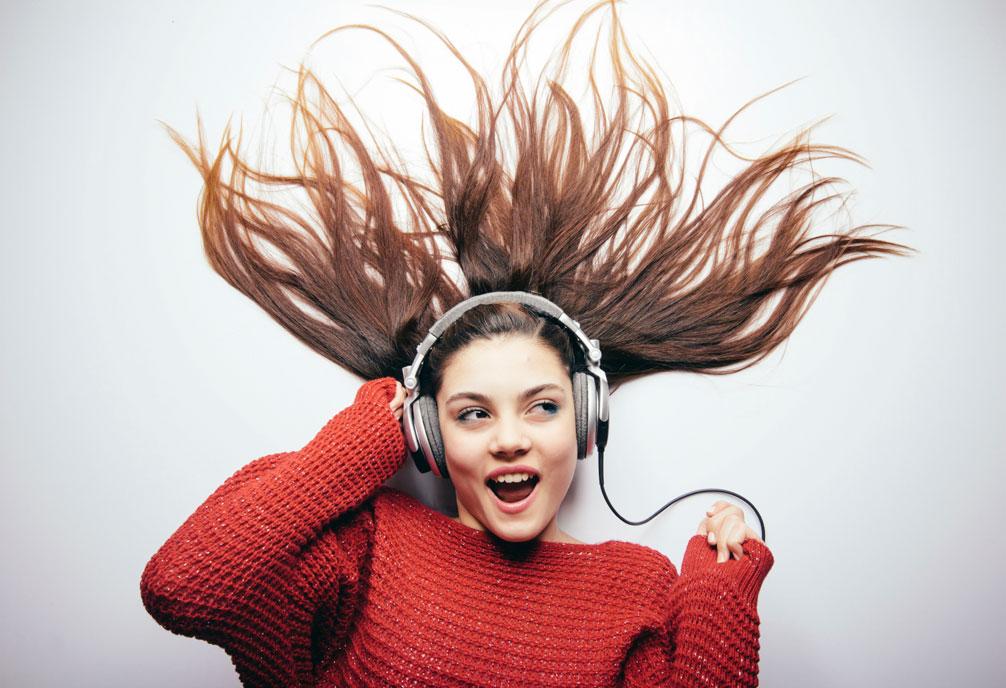 9 beneficios de escuchar música que te harán la vida más fácil
