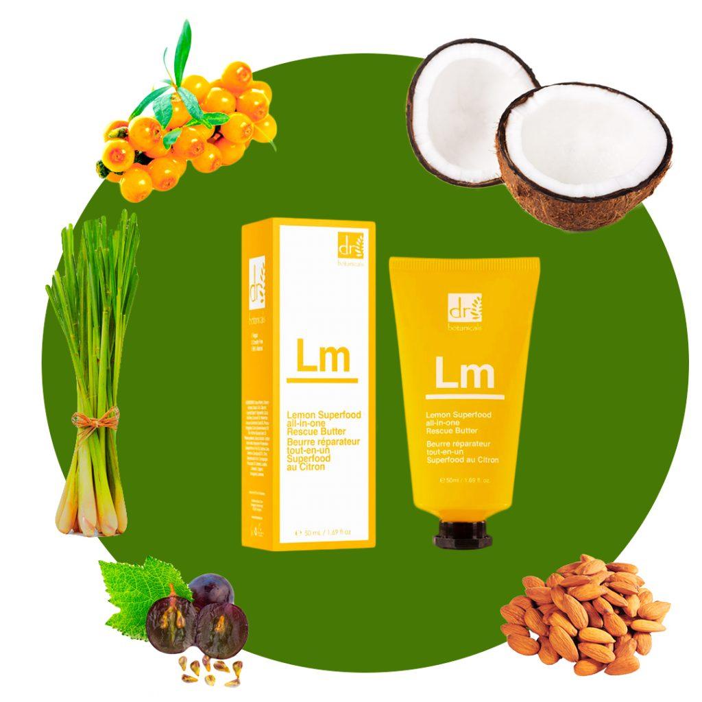 Lemon Superfood de Dr Botanicals