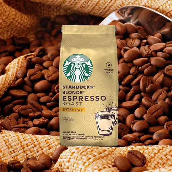 Café Starbucks Grano Blonde Espresso Roast