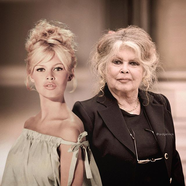 Brigitte Bardot - Ard Gelinck