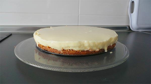 receta tarta de limon de Sara Carbonero
