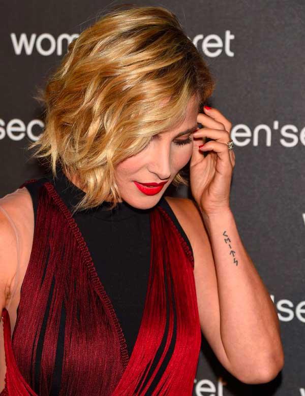 tatuajes de famoso Elsa Pataky