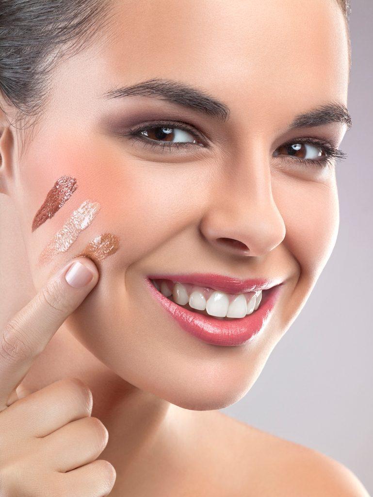 10 errores de maquillaje a evitar