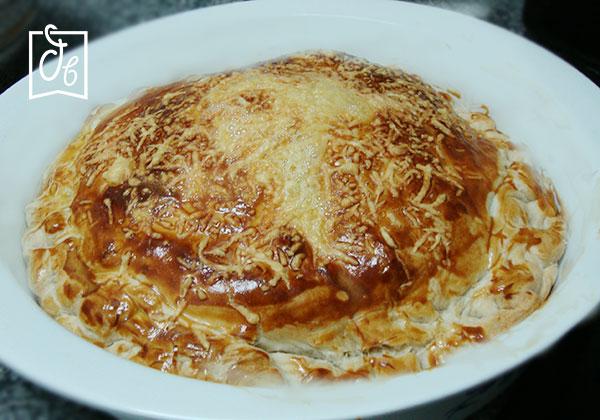 receta de cocina facil de empanada de datiles y bacon