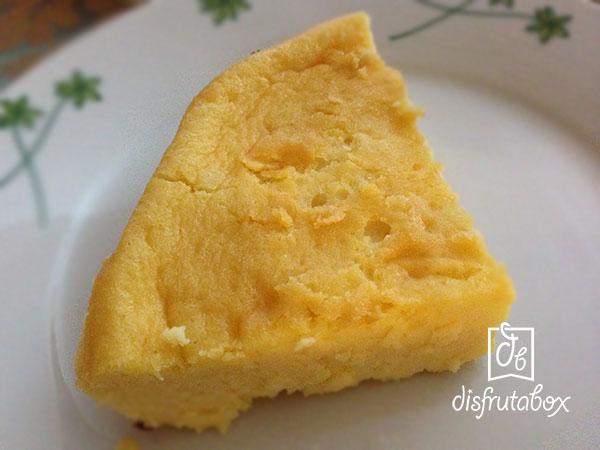 receta de pastel japones de tres ingredientes