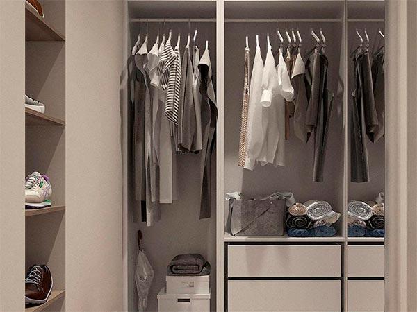8 consejos para hacer limpieza de armario a fondo