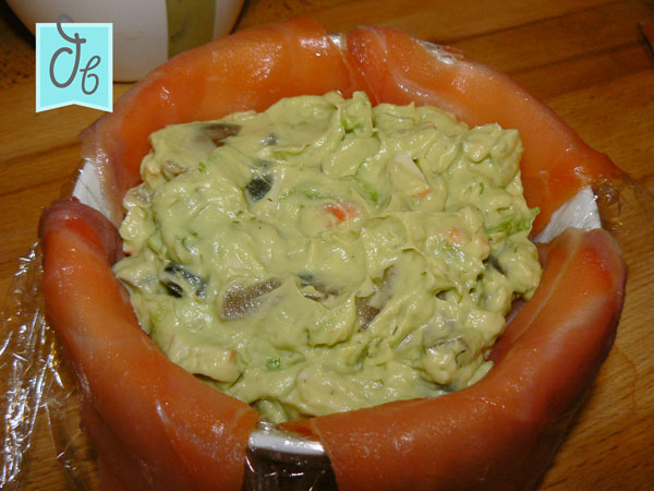 paso siete de la elaboración de esta ensalada