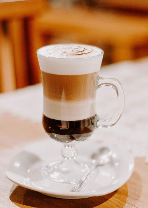 Latte Macchiato casero con Nocilla Chocoleche 0%