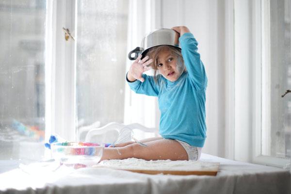 6 experimentos para niños caseros, fáciles y seguros