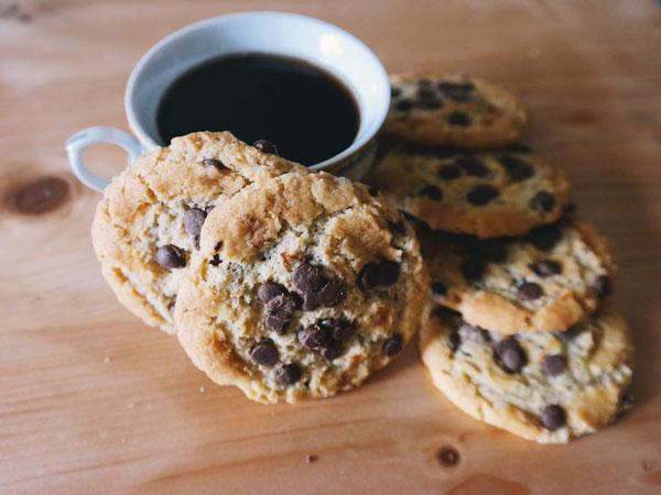 cómo hacer galletas fáciles con chips de chocolate