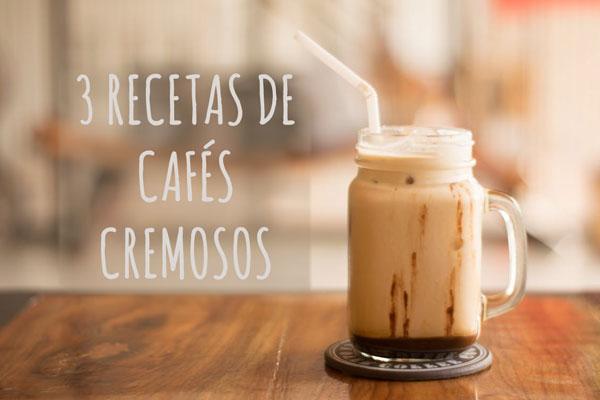 como hacer café cremoso en casa 3 recetas