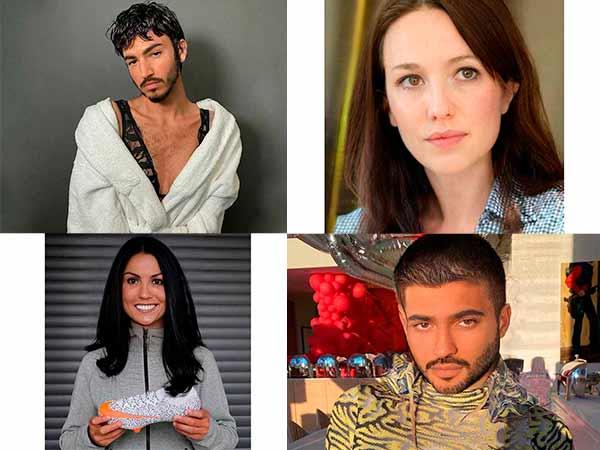 Vuelve la moda de FaceApp: las fotos más virales de famosos con sus cambios de sexo