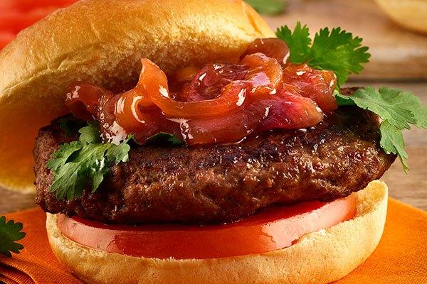 como hacer hamburguesa casera perfecta