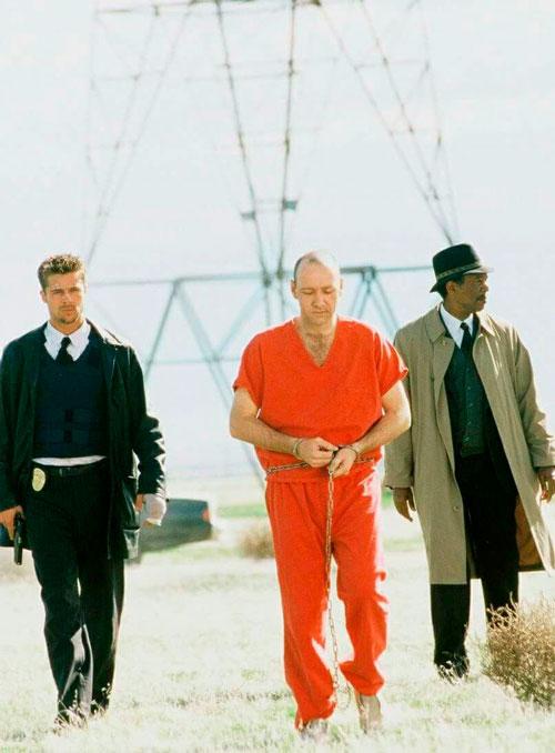 Seven una de las mejores películas
