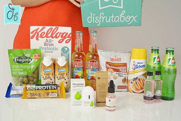 Unboxing DisfrutaBox Summer Love