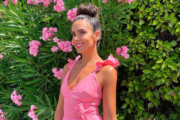 peinados comodos moño Cristina Pedroche