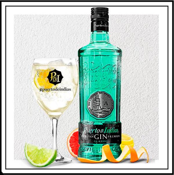 Ginebra Classic Puerto de Indias Gin Tonic