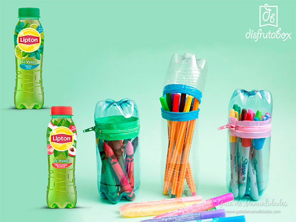 Ideas para reutilizar los envases de tus productos DisfrutaBox