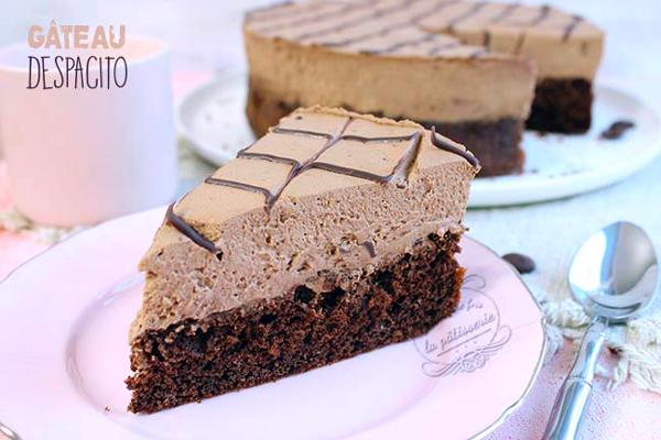 receta fácil del pastel brasileño Despacito