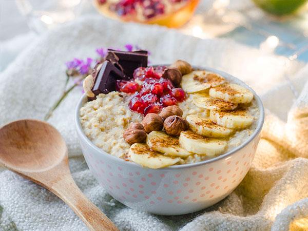 3 recetas con porridge para unos desayunos súper completos