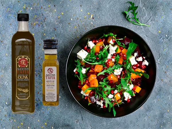 5 ideas de platos aliñados con aceite de oliva que son deliciosos y saludables