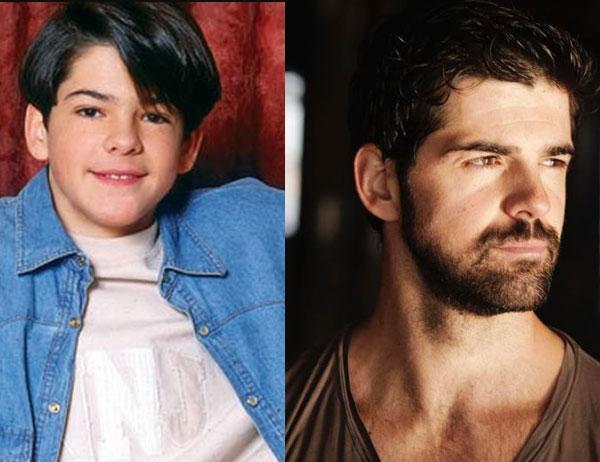 Miguel Angel Muñoz de pequeño y ahora
