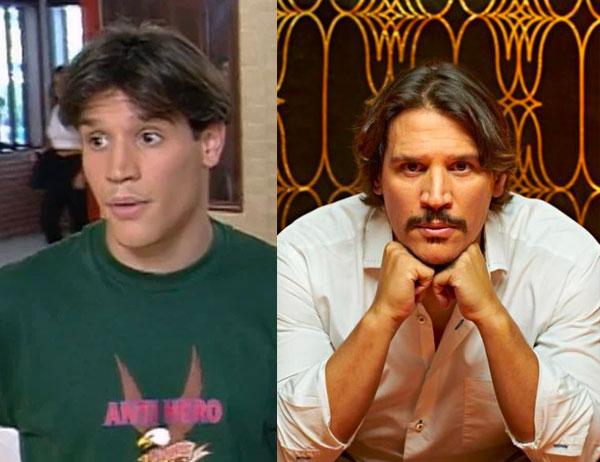 Sergio Peris Mencheta antes y ahora