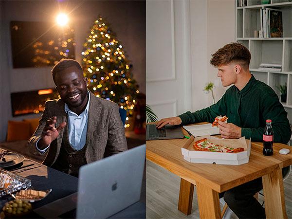 Cenas de Navidad 2020: este año las empresas se reinventam