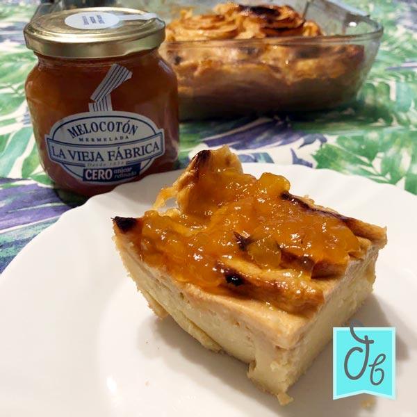 tarta pastel de manzana receta facil
