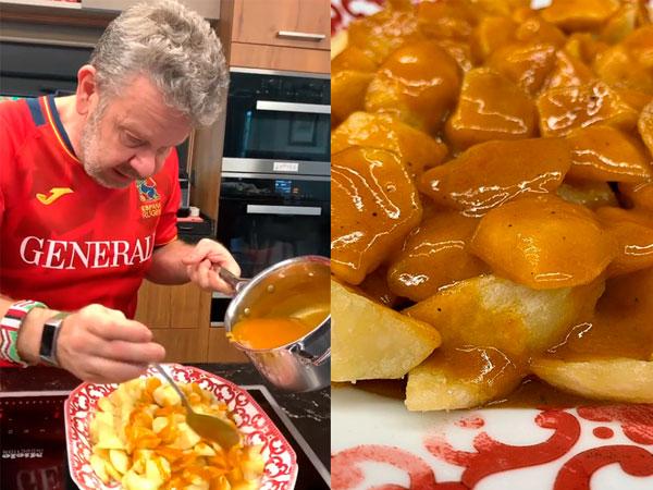 La receta viral de las patatas bravas de Alberto Chicote que te encantará