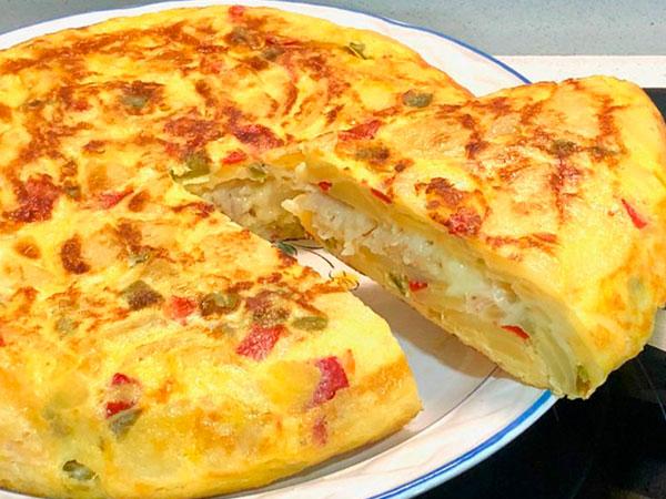 6 recetas originales de tortilla de patatas rellenas para marcar la diferencia