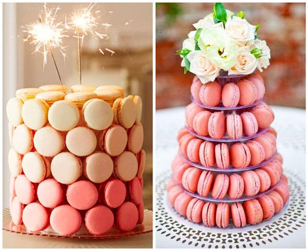 torres de macarons