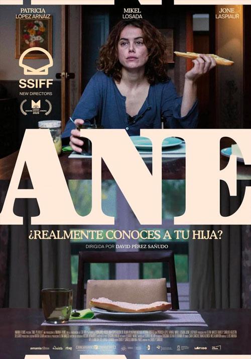 cartel de la pelicula Anne Premios Goya 2021