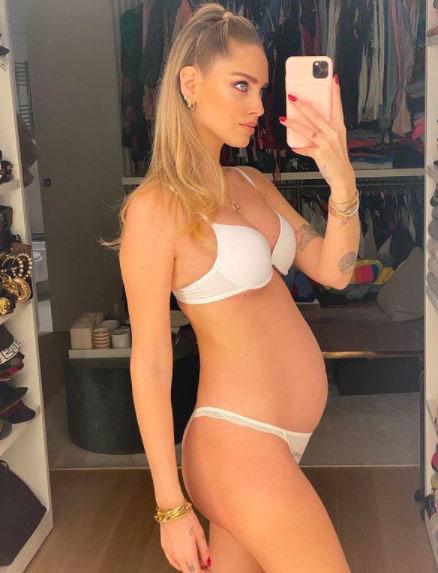chiara ferragni embarazada babyboom 2021