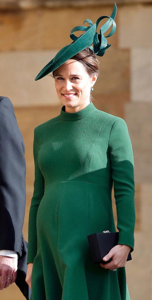 Pippa Middelton embarazada